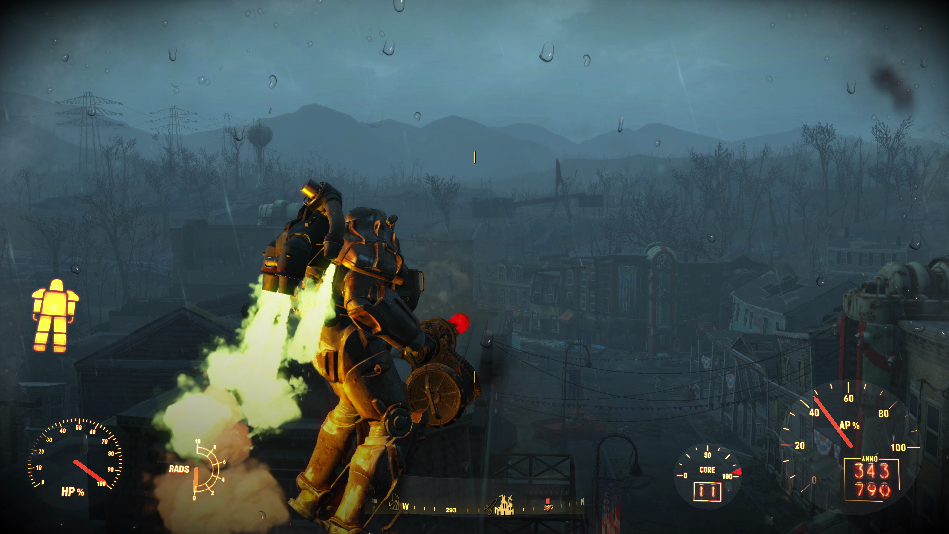 Fallout4 E3 Jetpack Fallout 4 Fallout