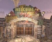 Fallout New Vegas Welcome To The Strip