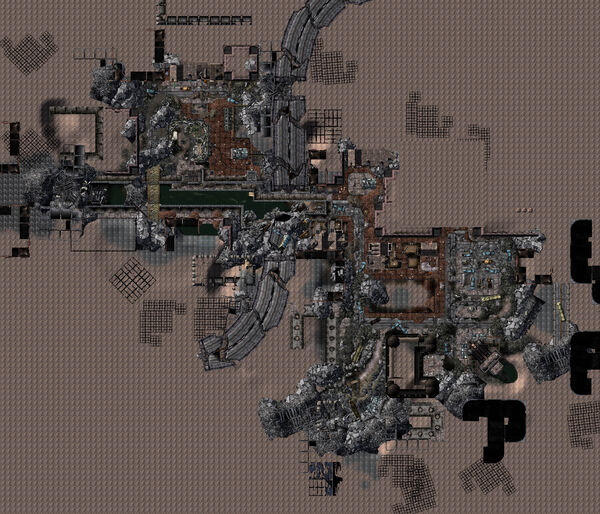 Fo3 Georgetown map