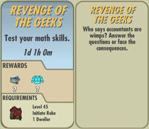 FoS Revenge of the Geeks card
