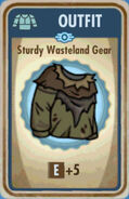 FoS Sturdy Wasteland Gear Card