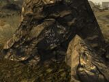 Hollowed-out rock (Fallout: New Vegas)