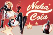 Nuka-Cola publicidad FO4