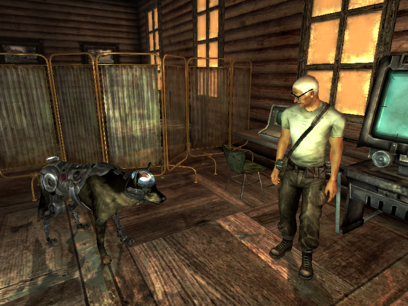 Nothin' But a Hound Dog | Fallout Wiki | FANDOM powered by Wikia