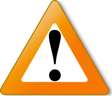 File:Warning orange.png