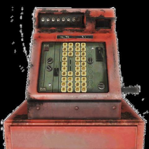 Касовий апарат Ядер-Світу