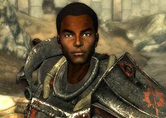 Defender Morgan