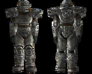 FNV T51b Armor
