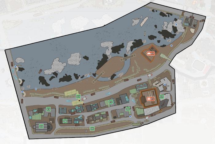 FO4 VDSG Esplanade map