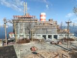 General Atomics factory