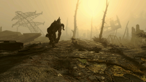 Press Fallout4 Trailer Deathclaw