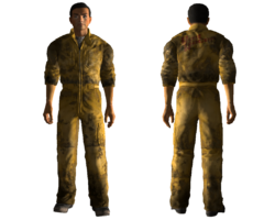 Red Racer Jumpsuit
