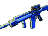 Assault rifle (Fallout: Brotherhood of Steel)