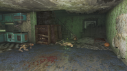 FO4 Abandoned house 1-floor right