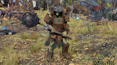 FO76WA Grahm (Grahm's Meat-Cook)