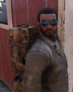 FO76WL Traveling merchant CAMP male 02