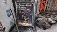 Fo76 Excavator power armor poster