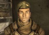 Lieutenant Hayes