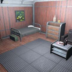 Overseer's quarters