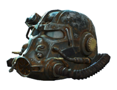 Visonary's T-60c helmet
