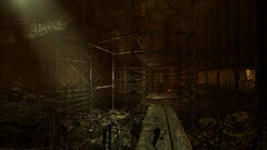 Abandoned Area