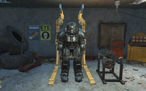 CC Hellfire power armor BoS