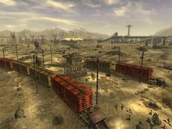 FNV Follower's outpost