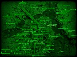 FO4 Дом Пола Ревира (карта мира)