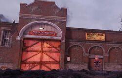 FO76 Пожарная часть Чарлстона