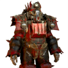 FO76 Atomic Shop - Blood raider power armor skin
