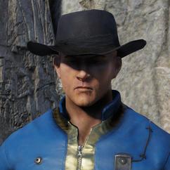 FO76 B CB Hat