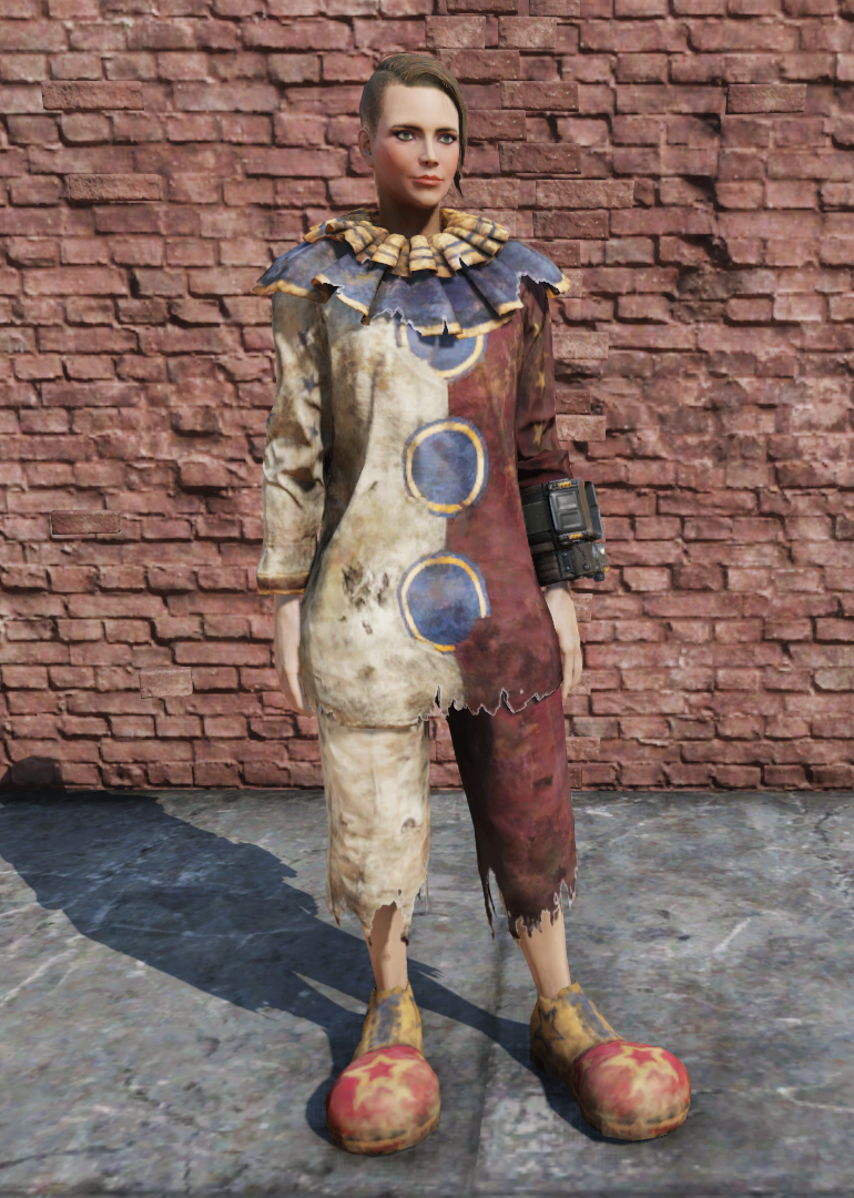 Clown outfit | Fallout Wiki | FANDOM powered by Wikia