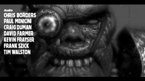 Fallout 2 - Intro credits (Russian - 1C)