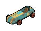 FoS toy car