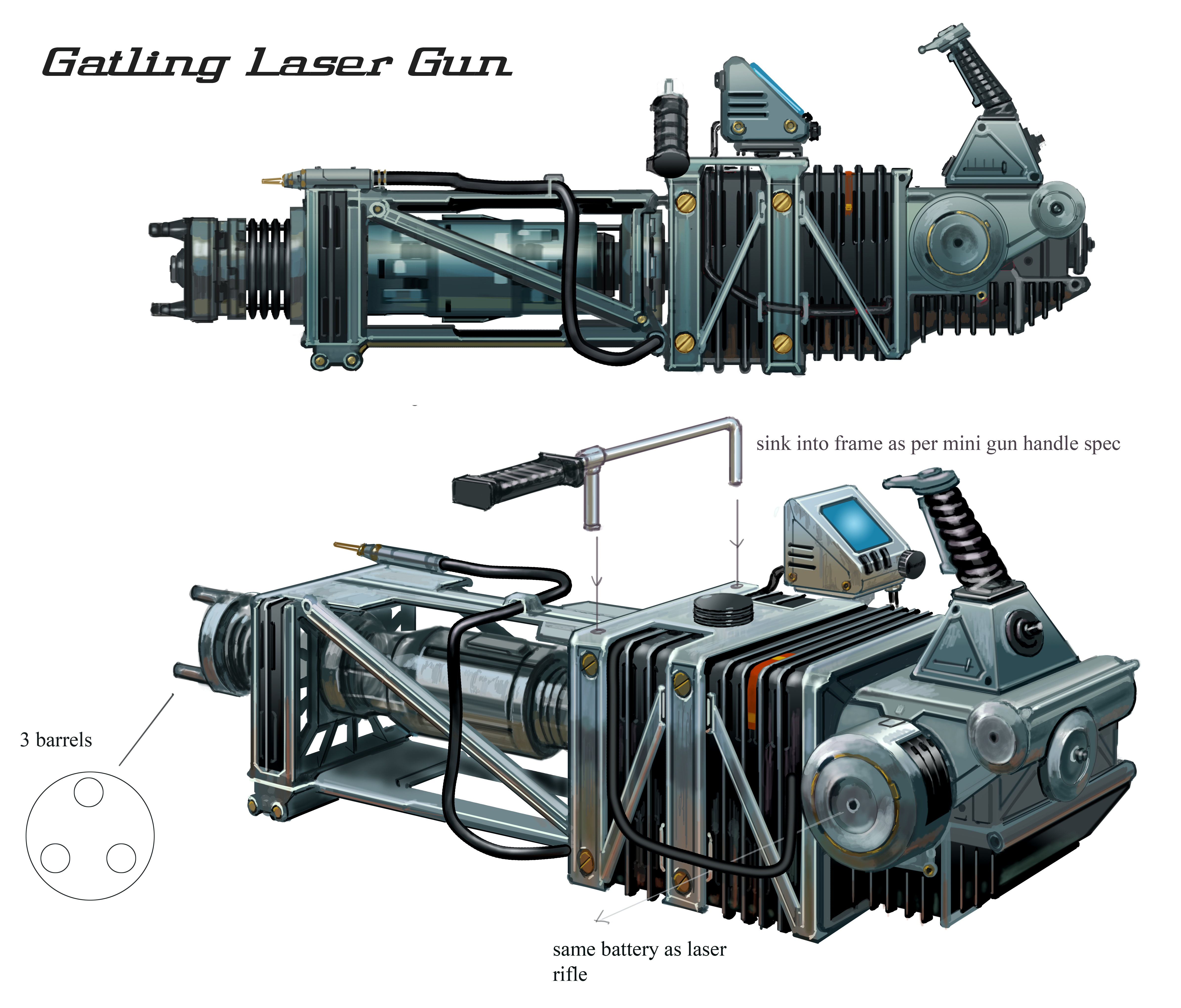 GatlingLaserCA