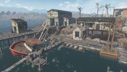 Nahant Wharf