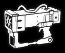 Alternate laser pistol icon