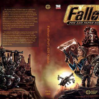 Обкладинка <i>Fallout d20</i>