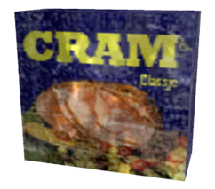 FO3 Cram
