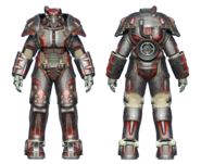 FO4CC X-01 power armor outcast