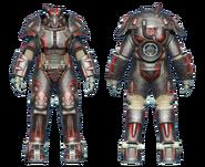 FO4CC X-01 power armor outcast