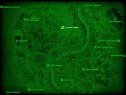 FO4 Тенпайнс-Блафф (карта мира)
