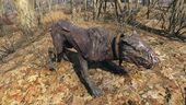 FO4 Alpha rabid mongrel