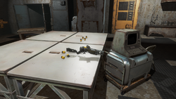 FO4 Prototype UP77 Limitless Potential location