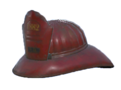 FO76 Fireman Helmet