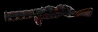FO76 Gauss gun render