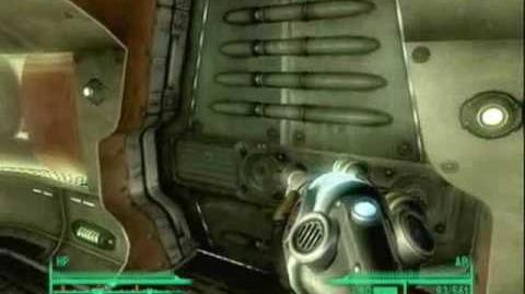 Fallout 3 Mothership Zeta Unique Items Electro-Suppressor