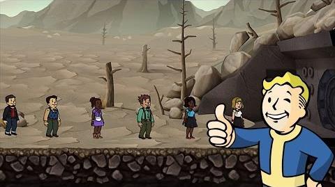 Fallout Shelter - Trailer de Anúncio