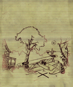 Forest treasure map 04