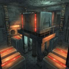 Mainframe room